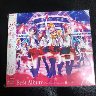 バンダイ(BANDAI)のμ's Best Album Best Live! Collection II【(アニメ)