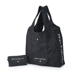 DEAN & DELUCA - 【新品未使用】DEAN&DELUCA エコバッグ ブラック ショッピングバッグ