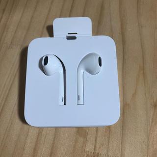 Apple - アップル 純正品 イヤホン