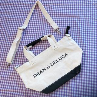 DEAN & DELUCA - 【新品】DEAN & DELUCA キャンバストートバッグ