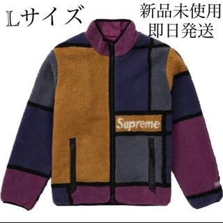 シュプリーム(Supreme)のReversible Colorblocked Fleece Jacket (ニット/セーター)