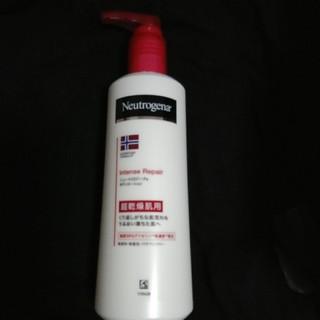 ニュートロジーナ(Neutrogena)のニュートロジーナ インテンスリペア ボディエマルジョン 超乾燥肌用 無香料(25(ボディローション/ミルク)