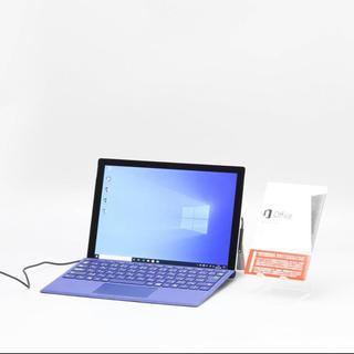 マイクロソフト(Microsoft)のマイクロソフト サーフェスPro5 オフィス付(ノートPC)