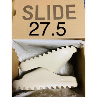 アディダス(adidas)のadidas YEEZY SLIDE  BONE FW6345(サンダル)
