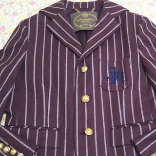 ジェーンマープル(JaneMarple)のジェーンマープル British stripe ジャケット&スカート(テーラードジャケット)