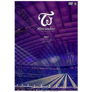 TWICE/TWICE DOME TOUR 2019 DVD