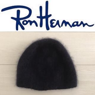 ロンハーマン(Ron Herman)の★Ronherman★ロンハーマン★モヘアニット帽★ネイビー(ニット帽/ビーニー)