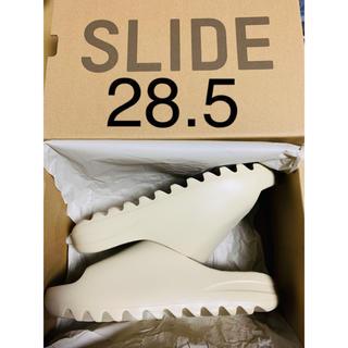 adidas - adidas YEEZY SLIDE  BONE  FW6345
