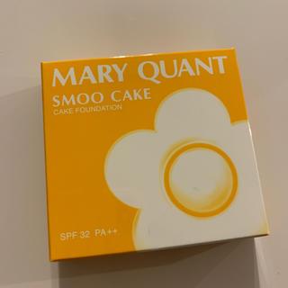 マリークワント(MARY QUANT)のマリークワント スムーケーキ (ファンデーション)
