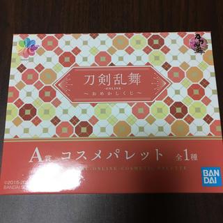 バンダイ(BANDAI)の刀剣乱舞おめかしくじ・A賞コスメパレット(フェイスカラー)