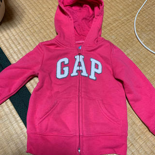 ギャップ(GAP)のGAPパーカー裏起毛(ジャケット/上着)