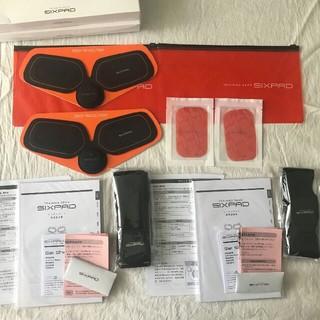 シックスパッド(SIXPAD)の 大人気 MTG SIXAD腕フィットネス男女兼用 Abs Fit 2個セット(トレーニング用品)