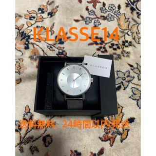 ダニエルウェリントン(Daniel Wellington)のKLASSE14 クラッセ 腕時計 シルバー(腕時計(アナログ))