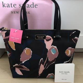 kate spade new york - 新品!ケイトスペードニューヨーク ハンドバッグ トートバッグ ブラック 黒