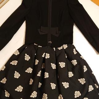 エムズグレイシー(M'S GRACY)のひにゃ様専用 インスタ掲載カメリアスカート36(ひざ丈スカート)