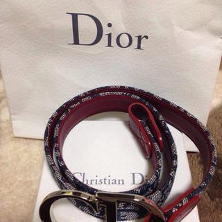ディオール(Dior)の売り切りSALE♡Dior(ベルト)