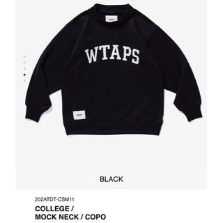 W)taps - XL 20AW WTAPS COLLEGE / MOCK NECK / COPO