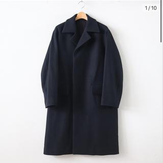 COMOLI - auralee オーラリー  19aw ステンカラーコート