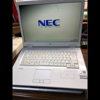 NEC Lavie ノート LL750M ジャンク