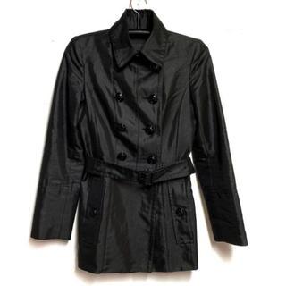 バーバリーブラックレーベル(BURBERRY BLACK LABEL)のバーバリーブラックレーベル コート 38 M(トレンチコート)