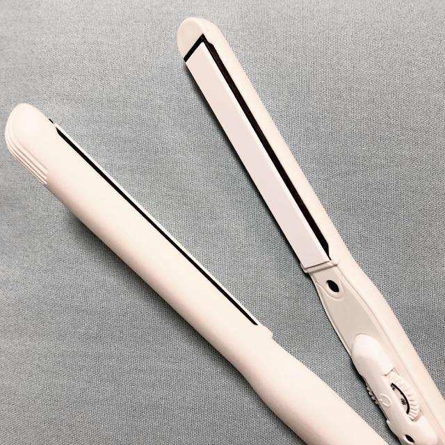 【saki様専用】SALONIA ストレートアイロン スマホ/家電/カメラの美容/健康(ヘアアイロン)の商品写真
