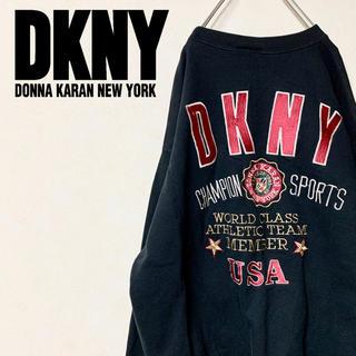 ダナキャランニューヨーク(DKNY)のフォロー割引済み(スウェット)