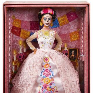 バービー(Barbie)の死者の日 バービー メキシコ限定(ぬいぐるみ/人形)