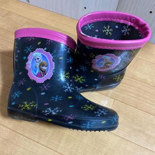 アナと雪の女王 - アナと雪の女王長靴16㎝
