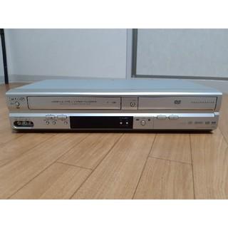 ミツビシデンキ(三菱電機)の三菱DVDプレイヤー一体型VHSカセットデッキ(DVDプレーヤー)