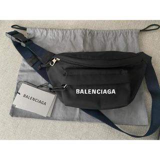 バレンシアガ(Balenciaga)のBALENCIAGA ウエストポーチ ボディバッグ 美品(ウエストポーチ)