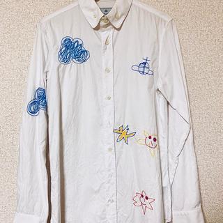 Vivienne Westwood - ヴィヴィアン・ウェストウッド メン 刺繍シャツ