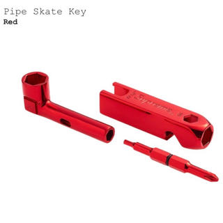 シュプリーム(Supreme)のSupreme Pipe Skate Key Red 2020AW Week8(その他)