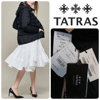 TATRAS - 国内正規カード付 20AW最新型 新品 タトラス ブリアナ ダウン 定価9万