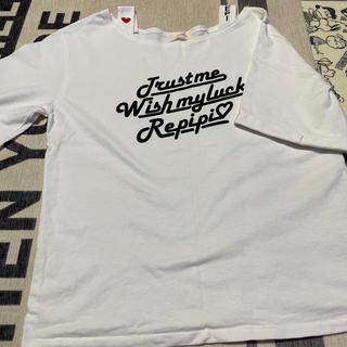 レピピアルマリオ(repipi armario)のレピピアルマリオ  白T(Tシャツ/カットソー)