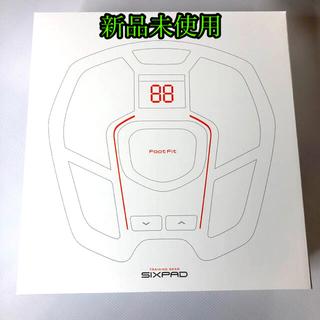 シックスパッド(SIXPAD)の【MTG】SIXPAD footfit 新品未使用(トレーニング用品)
