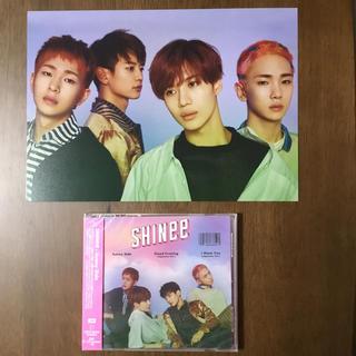 シャイニー(SHINee)のSHINee CD ビックポストカード(K-POP/アジア)