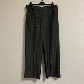 SUNSEA - 【SUNSEA】slam dunk wide pants (linen bk)
