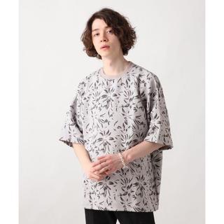 ハレ(HARE)のフラワーカットソー(HARE)(Tシャツ/カットソー(半袖/袖なし))