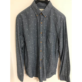 アメリカンイーグル(American Eagle)のAMERICAN EAGLE OUTFITTERS 触り心地良いのシャツ M(シャツ)