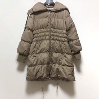 ダブルスタンダードクロージング(DOUBLE STANDARD CLOTHING)のダブルスタンダードクロージング F F 冬物(ダウンコート)