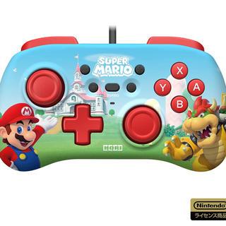 Nintendo Switch - ホリパッドミニ for Nintendo Switch スーパーマリオ