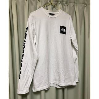 ザノースフェイス(THE NORTH FACE)のノースフェイス ロングTシャツS(Tシャツ/カットソー(七分/長袖))