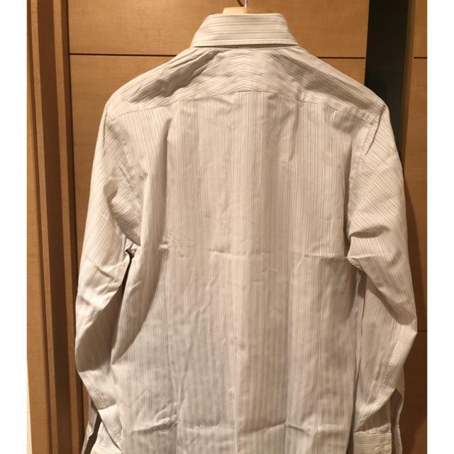 BURBERRY(バーバリー)の【Burberry London】ストライプシャツ サイズL メンズのトップス(シャツ)の商品写真
