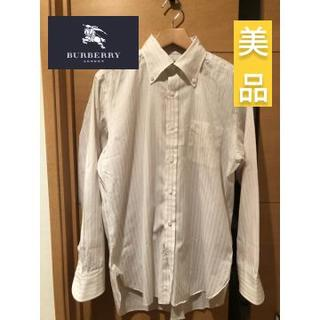 バーバリー(BURBERRY)の【Burberry London】ストライプシャツ サイズL(シャツ)