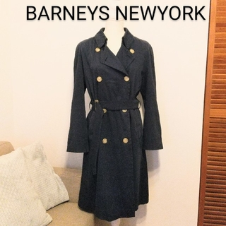 バーニーズニューヨーク(BARNEYS NEW YORK)のBARNEYS NEWYORK⚪️トレンチコート(トレンチコート)