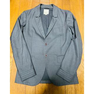 ディーゼル(DIESEL)のDIESEL ディーゼル メンズ ジャケット Sサイズ チャコールグレー(テーラードジャケット)
