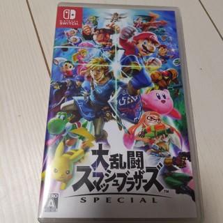 Nintendo Switch - スマブラ 大乱闘スマッシュブラザーズ SPECIAL Switch