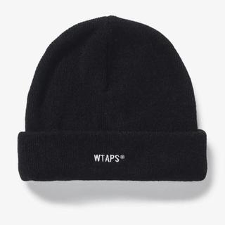 W)taps - WTAPS BEANIE /BEANIE / ACRYLIC BLACK 新品