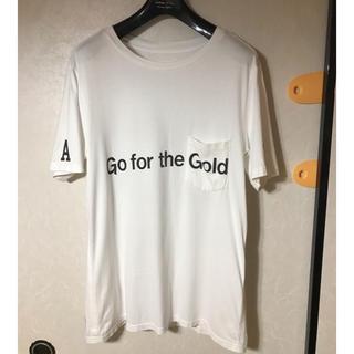 ナンバーナイン(NUMBER (N)INE)のソロイスト  ナンバリング Tシャツ  サイズ 46(Tシャツ/カットソー(半袖/袖なし))