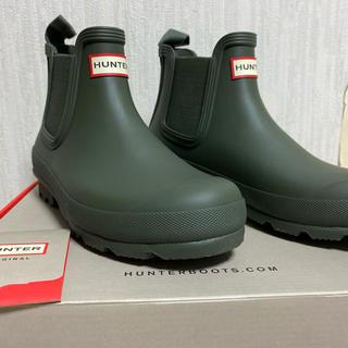 ハンター(HUNTER)のHunter ハンター メンズ オリジナル チェルシーブーツ(レインブーツ/長靴)